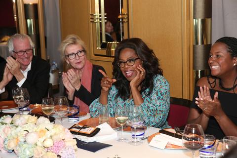 Holland America Line Share the Adventure Cruise Oprah