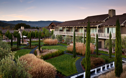 Pictured The Rosewood Sand Hill In Menlo Park Calif Miramar Beach Montecito Is Expected To Open 2018
