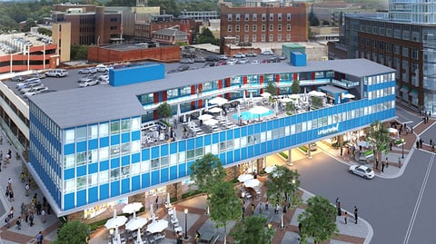 Dream Hotel Group S First Unscripted To Open In Durham N C