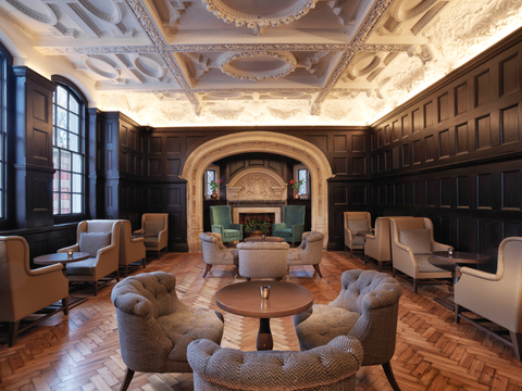 Lalit London Added To Small Luxury Hotels Of The World Luxury