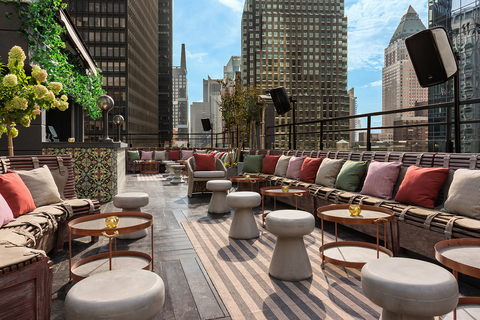 5 Rules For Rooftops Hotel Management