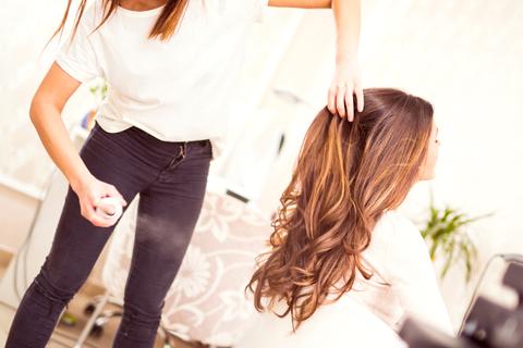 getty Hairstylist
