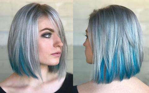 Color How To Blue Jean Color Panel American Salon