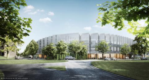 AstraZeneca global R&D HQ