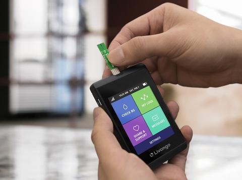 livongo blood glucose meter