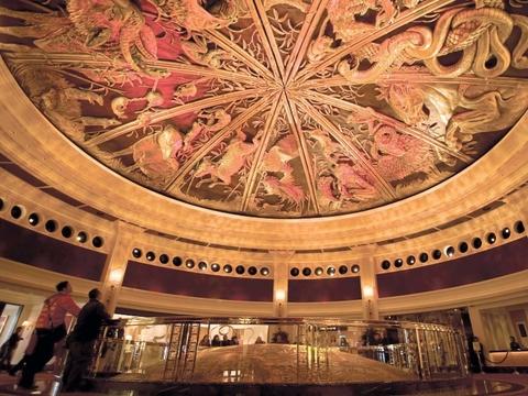 Wynn Macau Zodiac Dome
