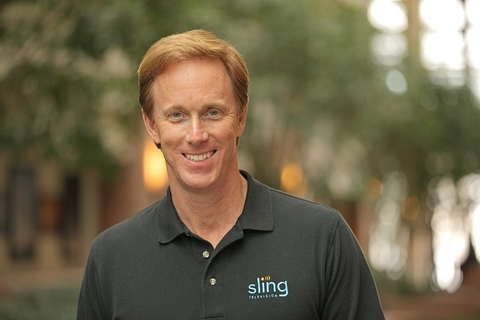 Sling TV CEO Roger Lynch (Dish Network)