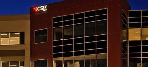 CSG International headquarters