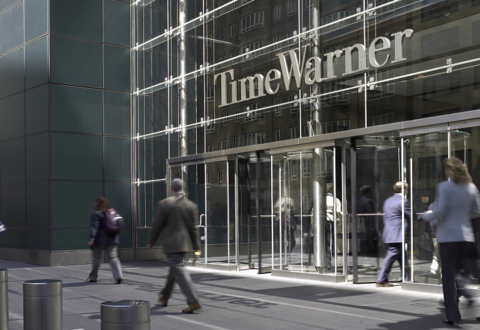 Time Warner Center. Image courtesy of Time Warner, Inc.