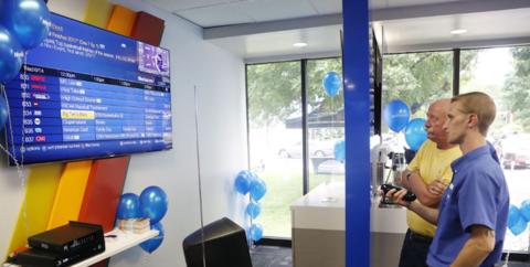 Mediacom customer service center