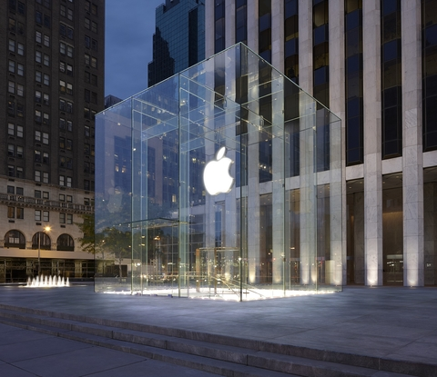 apple store fifth avenue new york