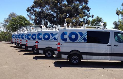 Cox vans