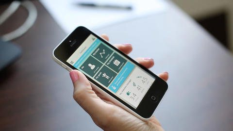 Philips diabetes app