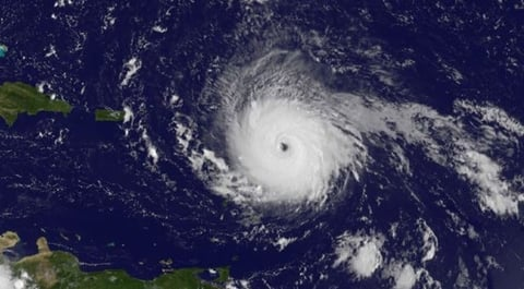 Hurricane Irma has been downgraded to a category four storm, but that is no reason for hoteliers or citizens in its path to relax.