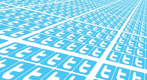 multiple Twitter symbols