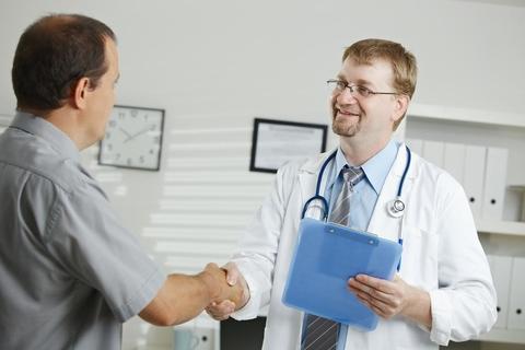 Doctor patient