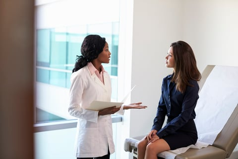 Female-Patient-Doctor-Women's-Health-Credit:Getty/monkeybusinessimages