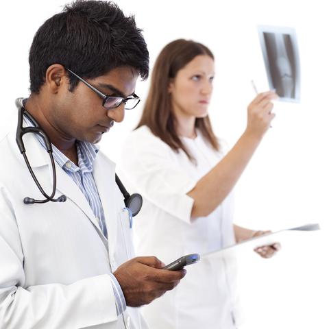 Doctor mobile imaging