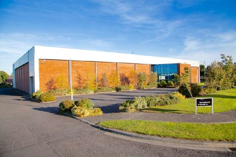 Almac facility in Northern Ireland