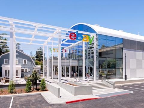 eBay San Jose