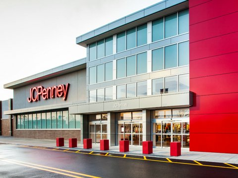 JCPenney store