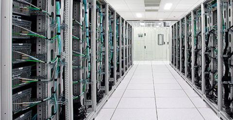 CenturyLink data center