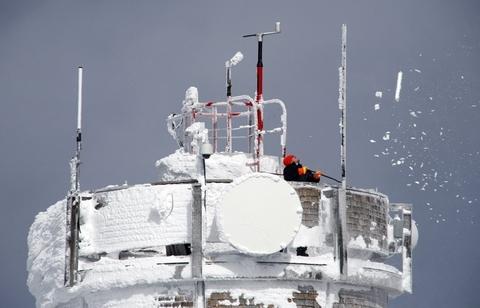 Mount Washington Observatory (Freewave)