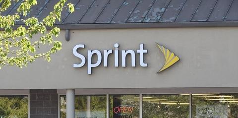 Sprint sign