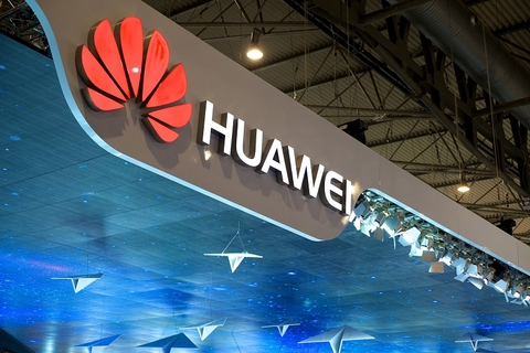Huawei cutting 'less than 2%' of U S  jobs, not half