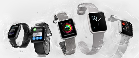 Apple Watch Series 2 (apple)