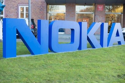Nokia sign (Nokia)