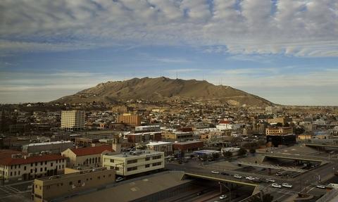 El Paso Texas (Pixabay)