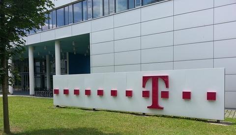 Deutsche Telekom sign