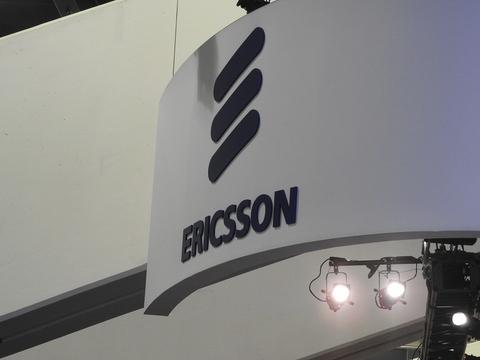 Ericsson sign