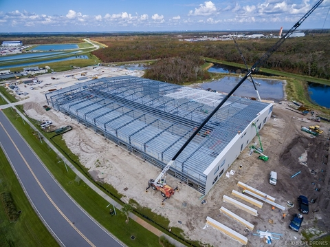 OneWeb factory (OneWeb)