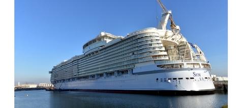 Royal Caribbean ship (RC)