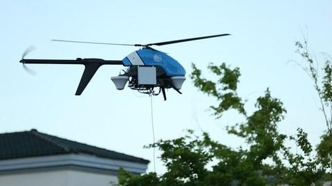 AT&T drone (AT&T)