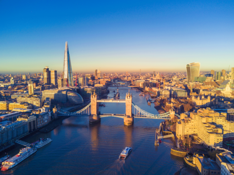 London tops for transactional activity