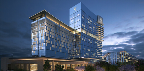 Crown Towers Hotel implements building-, energy-management