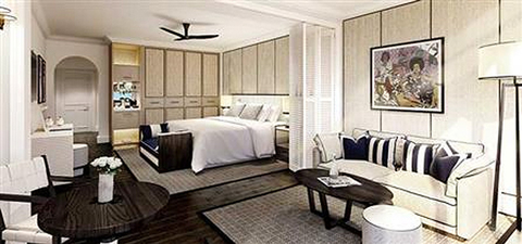 Richmond Oversees Redesign Of Fairmont Royal Pavilion Barbados