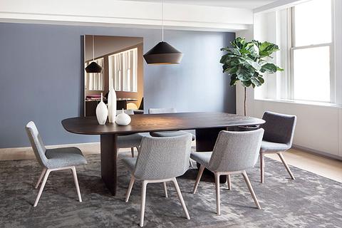 Beautifully Ergonomic Harmoni Table By Hbf Hotel Management