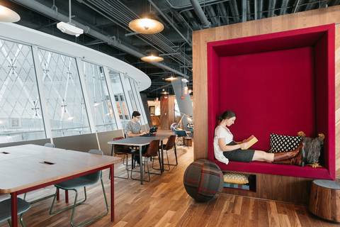 Airbnb partners with WeWork in business-travel push | Hotel Management