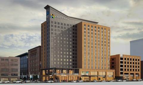 Hri Properties To Build Dual Brand Hyatt Place House In Indianapolis