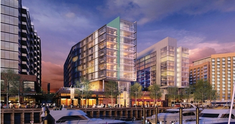 In Q4 2021, Kuala Lumpur's first Canopy by Hilton is set to open in Bukit Bintang.