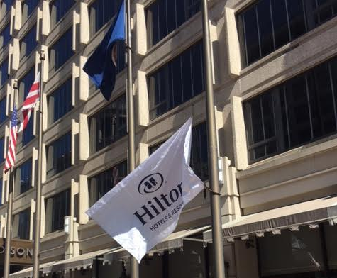 In addition to the Capital Hilton, The Madison Washington DC joins theWashington Hiltonas the brand's third hotel in the city.