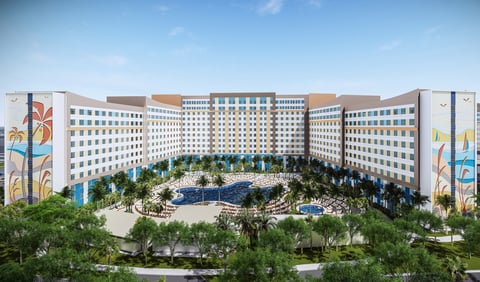 Loews Partners With Universal Orlando On Two New Resorts Hotel