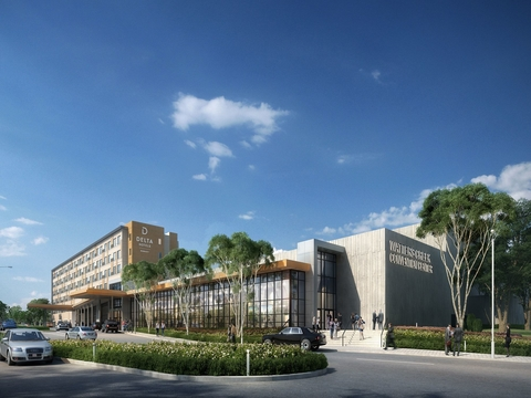 Benchmark Names Gm For Upcoming Delta Convention Center Hotel In Allen Texas