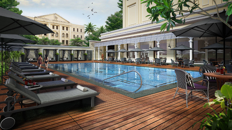 The Strand Yangon Plans To Finish Renovations This November