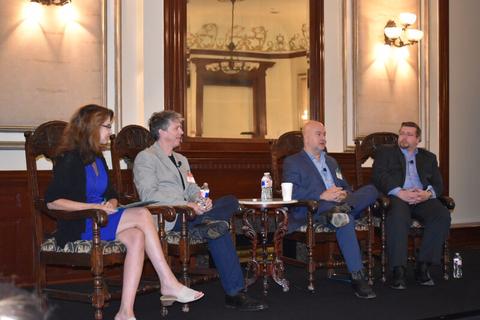 ULTRA Trendsetters Ruthanne Terrero, Michael Holtz, Keith Waldon and Joshua Bush