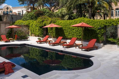 Pool at Palazzo Margherita